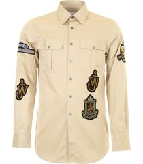 j.w. anderson shirt with patches
