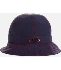 ps paul smith men's bucket hat - blue - l