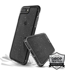 estuche para iphone 7plus/8plus prodigee super star - negro