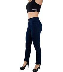 jeans mujer tiro alto - 5401