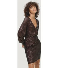 paljettklänning slnicole dress