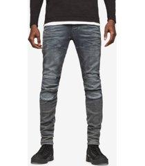 g-star raw men's 5620 3d elwood skinny jeans, created for macy's
