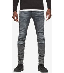 g-star raw men's 5620 3d elwood skinny jeans, created for macy's