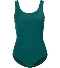costume intero modellante livello 1 (verde) - bpc bonprix collection