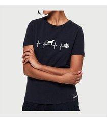 t-shirt eletrodog buddies feminina - feminino