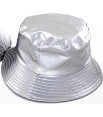 sombrero plateado almacén de parís charol