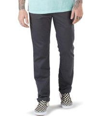 pantalon hombre mn authentic chino s negro vans