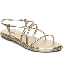kuerten shoes summer shoes flat sandals silver aldo