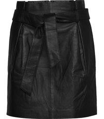 2nd electra kort kjol svart 2ndday