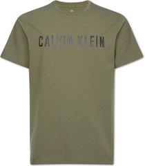 calvin klein heren t-shirt - groen