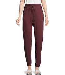 cotton & cashmere lounge pants