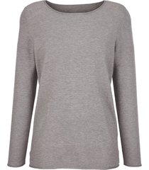 tröja dress in grå