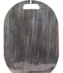 cecchi de rossi structured top handle backpack - grey