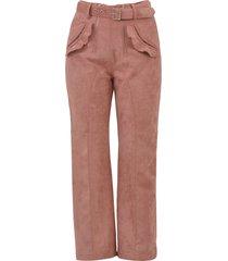 self-portrait lexi trousers