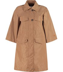 add multi-pocket jacket