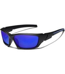 gafas sol polarizadas hombre uv400 kingseven s768 azul