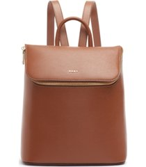 dkny paige top-zip backpack, created for macy's