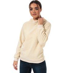womens fleece hooded sweatshirt