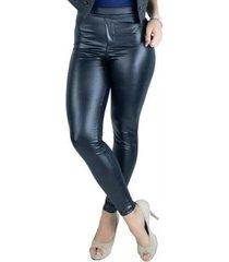 calça cirre mvb modas disco hot pants feminina - feminino