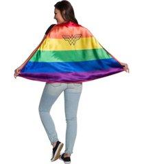 buyseasons women's wonder woman cape pride