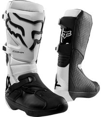 botas comp blanco fox