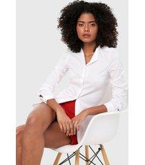 blusa blanco tommy hilfiger