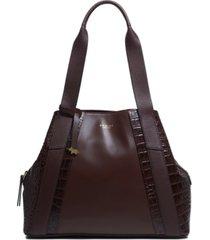 radley london baylis road faux croc shoulder bag