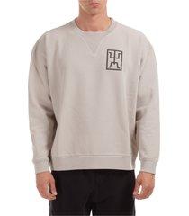 marcelo burlon rural triangle sweatshirt
