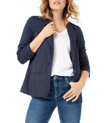 women's liverpool fitted blazer