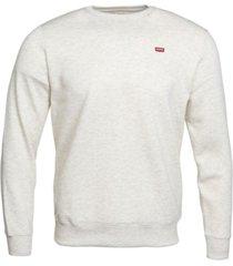 levi's men's bailey logo crew-neck sweatshirt