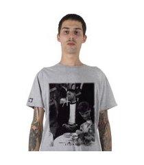 camiseta   stoned will smith cinza