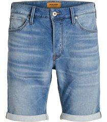 jack & jones rick 12166263 korte broek short 003 blue -