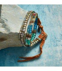 endless summer wrap bracelet
