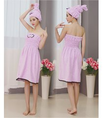 wearable-magic-bath-towel-bath-skirt-sexy-soft-solid-dry-hair-hat-beach-shower-t