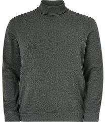 tröja onsalex 12 roll neck knit plus
