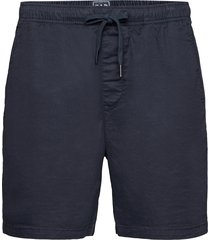 7'''' easy shorts with e-waist shorts casual blå gap