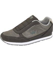 skor lico grå