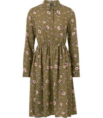 klänning vmgallie l/s shirt dress