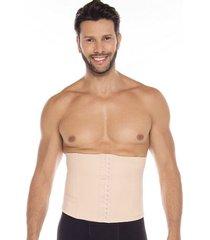 cinta modeladora masculino com algodão adulto esbelt