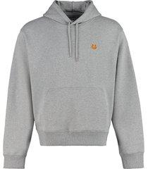 kenzo cotton hoodie