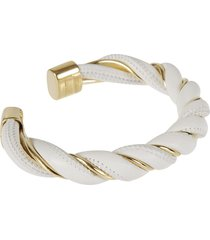 bottega veneta twisted bracelet