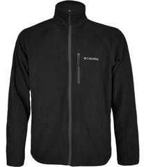 jaqueta columbia fast trek ii full zip fleece masculina