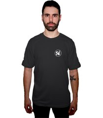 camiseta manga curta skate eterno leao grafite - grafite - masculino - dafiti