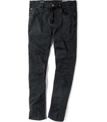 jean color siete para hombre - gris