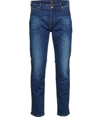 marion straight jeans boot cut blauw lee jeans
