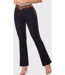 jeans push up gardenia azul oscuro tyt jeans