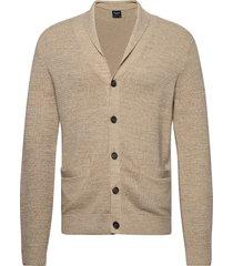 anf mens sweaters stickad tröja cardigan brun abercrombie & fitch