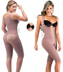 fajas para mujer broches body extensor fajas lady - cocoa