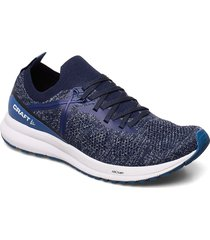 fuseknit x m shoes sport shoes running shoes blå craft