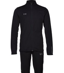 challenger ii knit warm sweat-shirts & hoodies tracksuits - sets zwart under armour